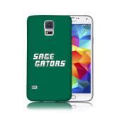 Galaxy S5 Phone Case-Sage Gators Wordmark
