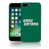 iPhone 7 Plus Phone Case-Sage Gators Wordmark