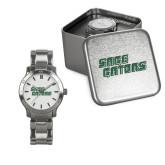 Ladies Stainless Steel Fashion Watch-Sage Gators Wordmark