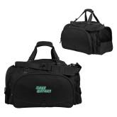 Challenger Team Black Sport Bag-Sage Gators Wordmark
