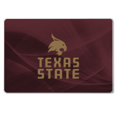 Generic 17 Inch Skin-Texas State Logo Stacked