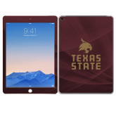 iPad Air 2 Skin-Texas State Logo Stacked