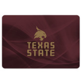 MacBook Air 13 Inch Skin-Texas State Logo Stacked