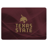 MacBook Pro 15 Inch Skin-Texas State Logo Stacked
