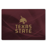 Surface Book Skin-Texas State Logo Stacked