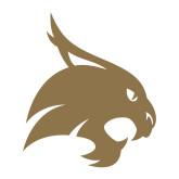 Medium Decal-Bobcat Logo, 8 inches tall