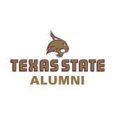 Alumni Decal-Alumni, 6 inches wide