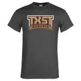 Charcoal T Shirt-TXST Bobcats