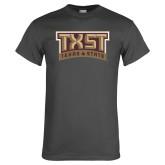 Charcoal T Shirt-TXST