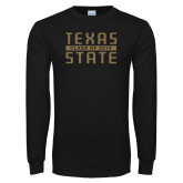 Black Long Sleeve T Shirt-Class of Design