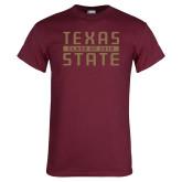Maroon T Shirt-Class of Design
