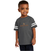 Toddler Vintage Charcoal Jersey Tee-Texas State Secondary