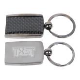 Corbetta Key Holder-TXST Texas State Engraved