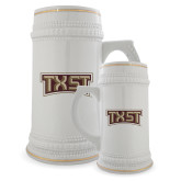 Full Color Decorative Ceramic Mug 22oz-TXST Texas State
