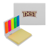 Micro Sticky Book-TXST Texas State