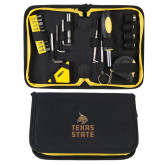 Compact 23 Piece Tool Set-Texas State Logo Stacked