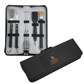Grill Master Traditional BBQ Set-Texas State Logo Stacked