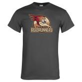 Charcoal T Shirt-Badge Design
