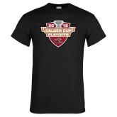 Black T Shirt-Calder Cup Playoffs