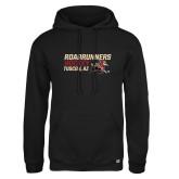 Russell DriPower Black Fleece Hoodie-Roadrunners Hockey Stacked