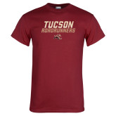 Cardinal T Shirt-Tuscon Roadrunners - Lines