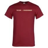 Cardinal T Shirt-Crossed Hockey Sticks