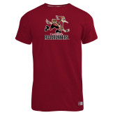 Russell Cardinal Essential T Shirt-Official Logo
