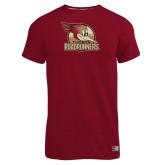 Russell Cardinal Essential T Shirt-Badge Design