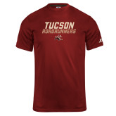 Russell Core Performance Cardinal Tee-Tuscon Roadrunners - Lines