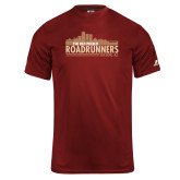 Russell Core Performance Cardinal Tee-The Old Pueblo