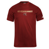 Russell Core Performance Cardinal Tee-Go Roadrunners