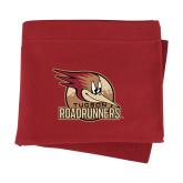 Cardinal Sweatshirt Blanket-Badge Design
