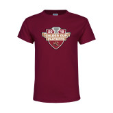 Youth Cardinal T Shirt-Calder Cup Playoffs