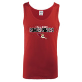 Cardinal Tank Top-Tucson Roadrunners Stacked