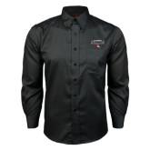 Red House Black Long Sleeve Shirt-Tucson Roadrunners Stacked
