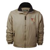 Khaki Survivor Jacket-Badge Design
