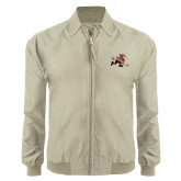 Khaki Players Jacket-Mascot