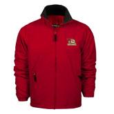 Cardinal Survivor Jacket-Badge Design