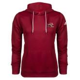 Adidas Climawarm Cardinal Team Issue Hoodie-Mascot
