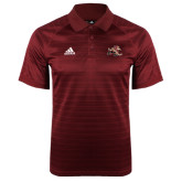Adidas Climalite Cardinal Jaquard Select Polo-Mascot