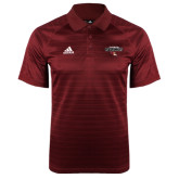 Adidas Climalite Cardinal Jaquard Select Polo-Tucson Roadrunners Stacked