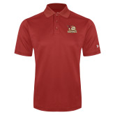 Under Armour Cardinal Performance Polo-Badge Design
