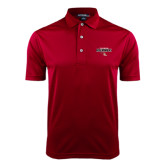 Cardinal Dry Mesh Polo-Tucson Roadrunners Stacked