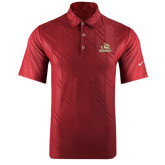 Nike Dri Fit Cardinal Embossed Polo-Badge Design