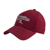 Cardinal Heavyweight Twill Pro Style Hat-Tucson Roadrunners Stacked