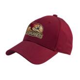 Cardinal Heavyweight Twill Pro Style Hat-Badge Design