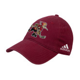 Adidas Cardinal Slouch Unstructured Low Profile Hat-Mascot