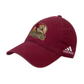 Adidas Cardinal Slouch Unstructured Low Profile Hat-Badge Design