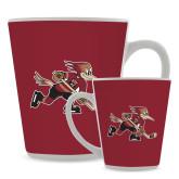 Full Color Latte Mug 12oz-Mascot