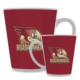 Full Color Latte Mug 12oz-Badge Design